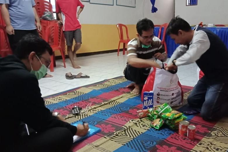 Pemantauan Lapangan Guna Kawal Akuntabilitas Penyaluran Bantuan Sosial