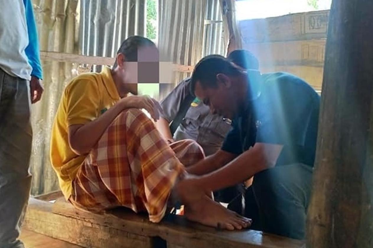 "BRSPDM ""Phala Martha"" Respon Kasus di Provinsi Sulawesi Selatan"