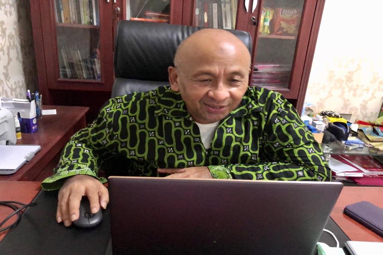 TKSK Jabodetabek Siap Kawal Bansos Sembako Sampai di Tangan Penerima