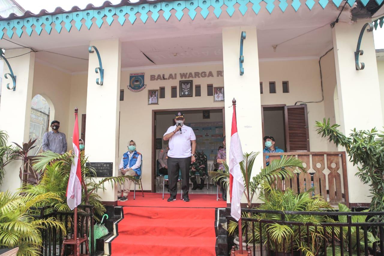 Bansos Sembako Bantuan Presiden Mulai Didistribusikan ke Bodetabek