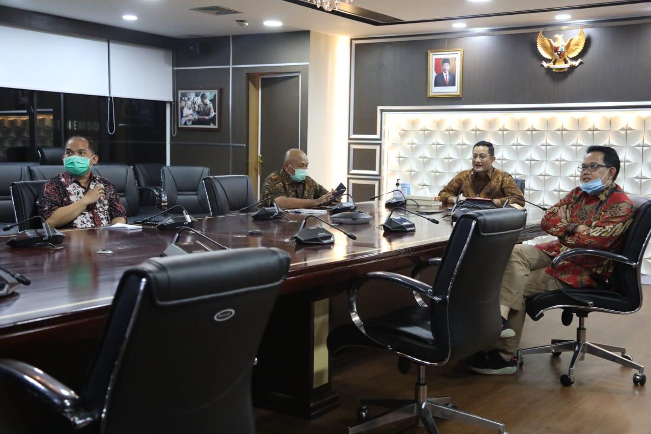 Penanganan COVID-19 bersama Kader PP Muhammadiyah