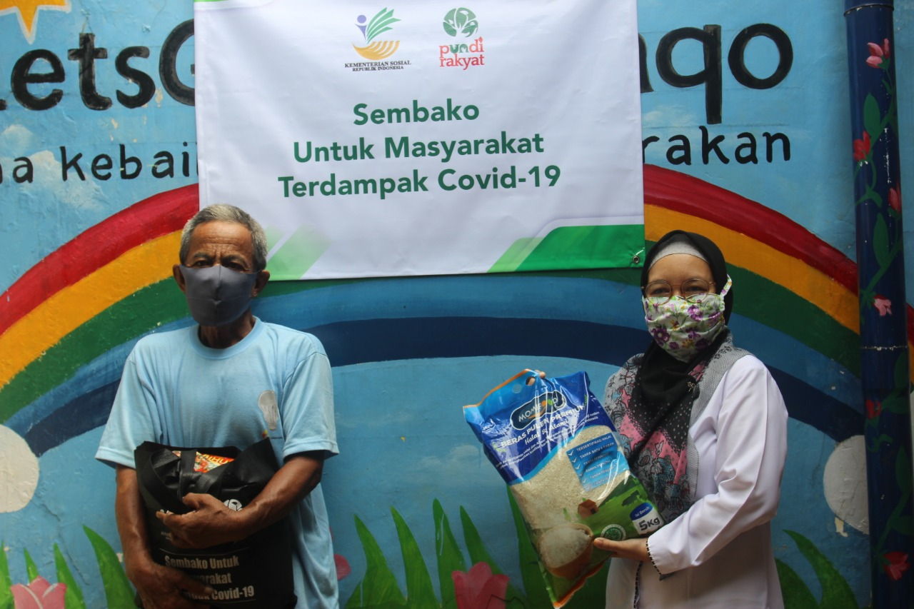 Collaborates with Pundi Rakyat Foundation to Help People