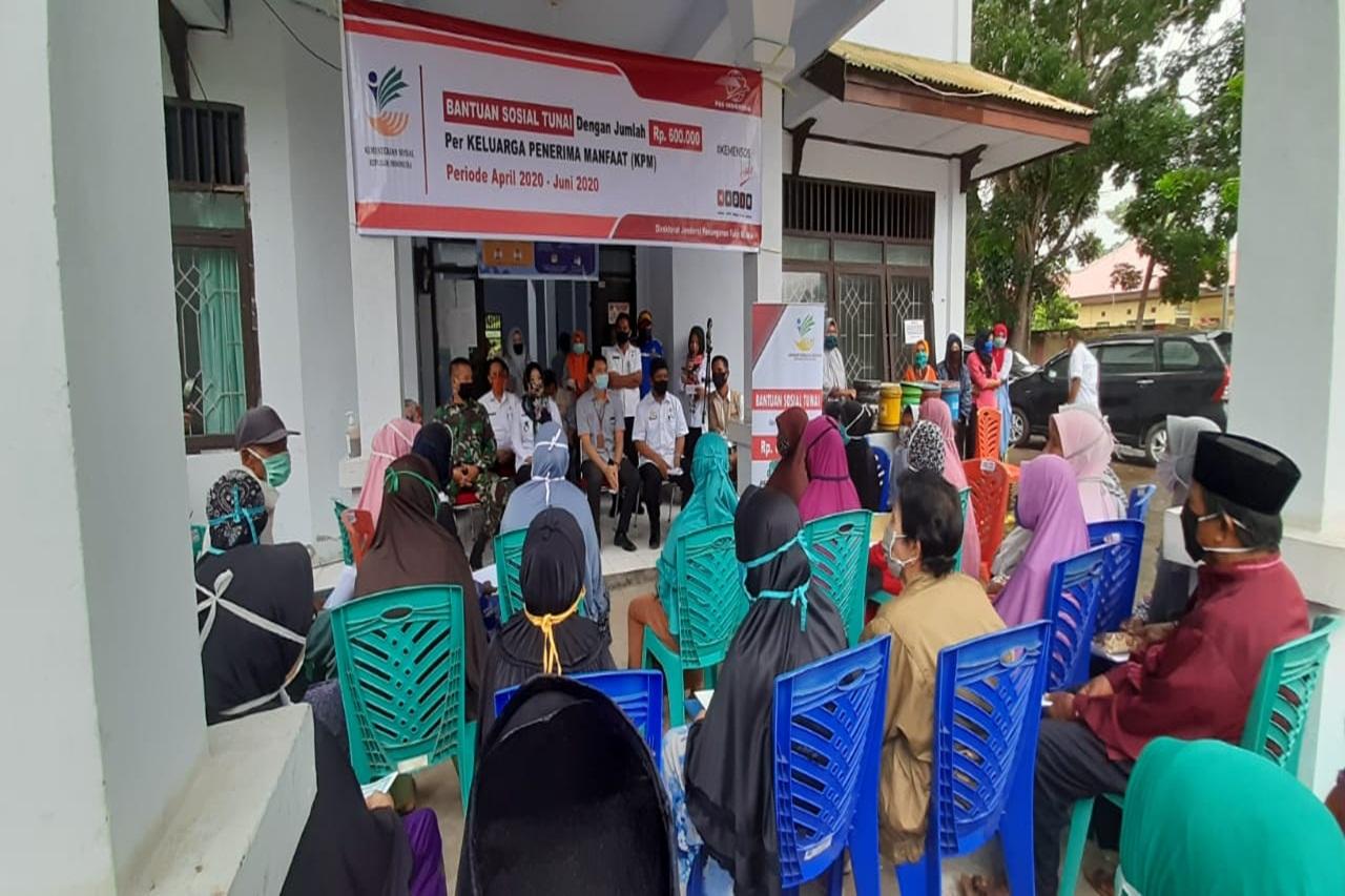 Pemantauan BST di Kabupaten Bulukumba, Sulawesi Selatan