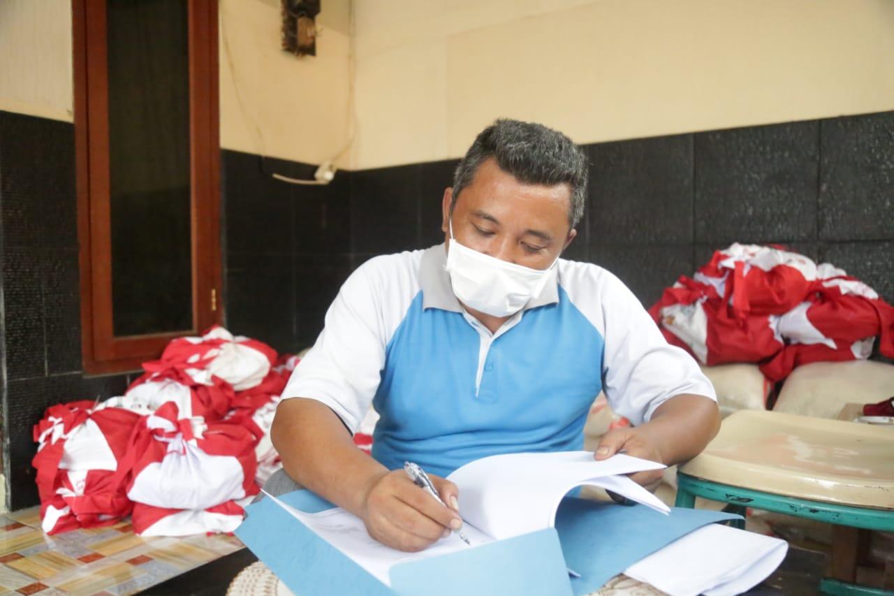 Distribusi Sembako di Jakasampurna, Kota Bekasi Terpantau Lancar