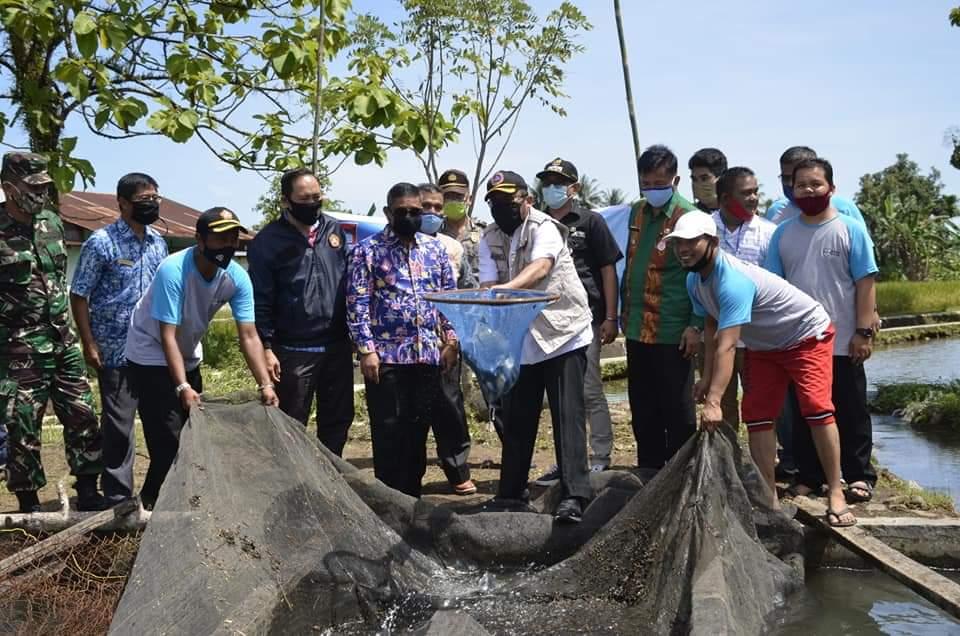 Wakil Walikota Padang Apresiasi UEP Karta Jaya Tarantang