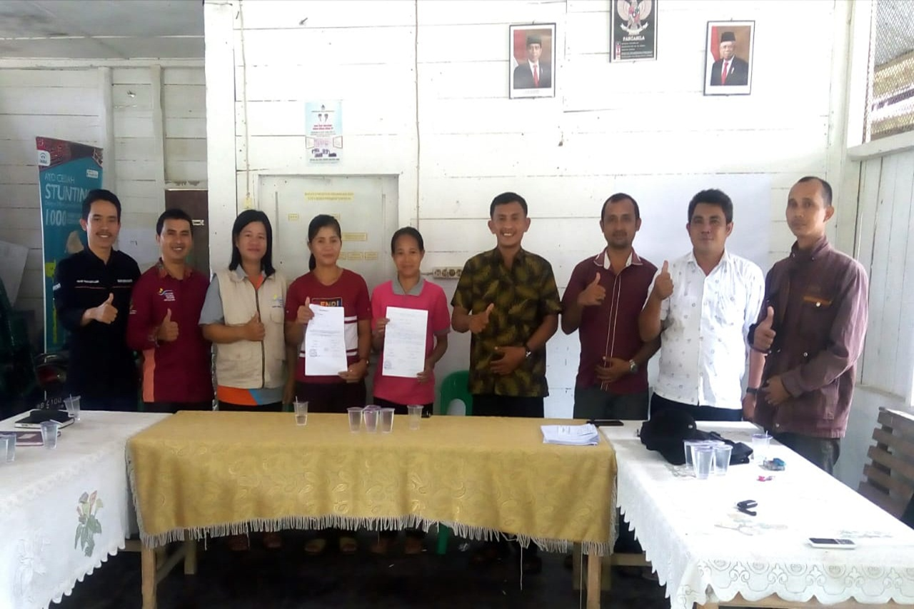 4 Beneficaries Family of Family Hope Program Choosing Graduation Amid COVID-19, Receiving Appreciation from Various Parties
