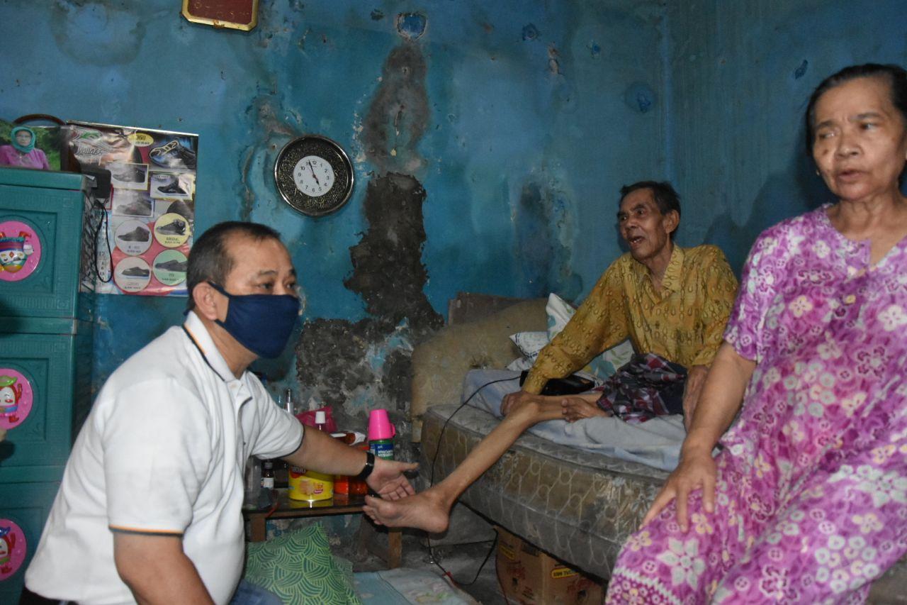 Tinjau Perluasan Program Sembako, Dirjen PFM Kunjungi KPM dan E-Warong di Kota Bandung