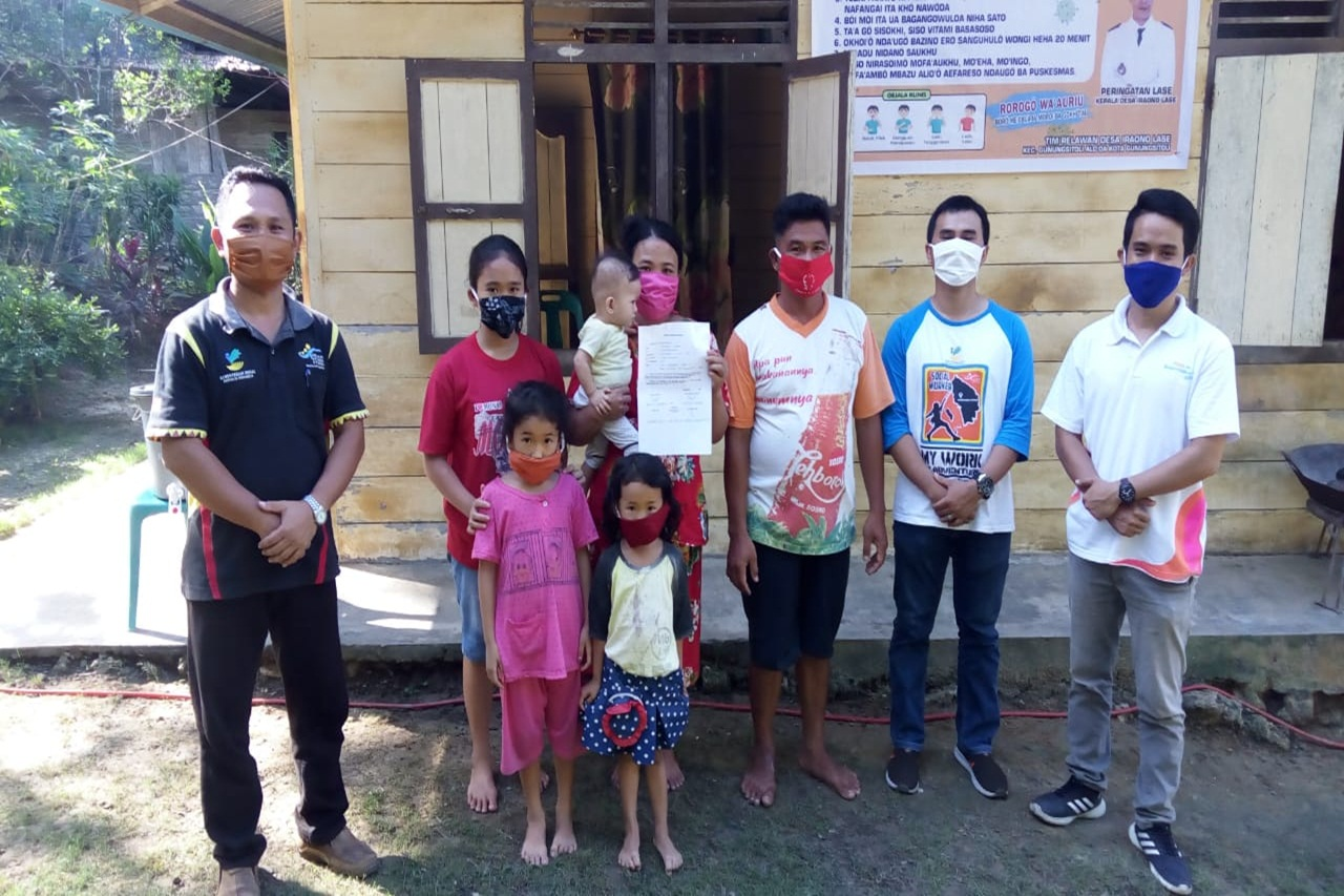 Getting Success During the Pandemic COVID-19, PKH Beneficiary Decides to Graduate