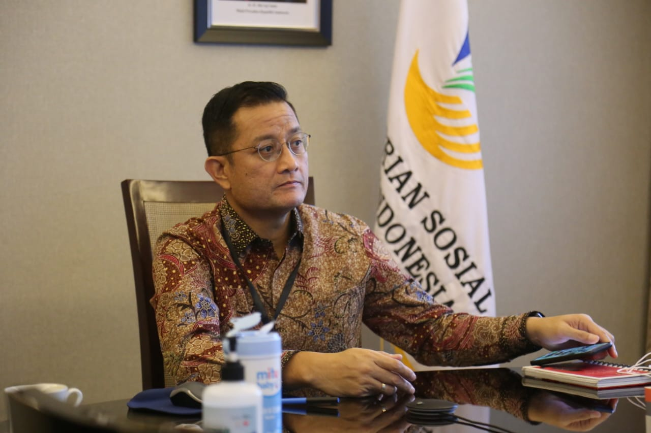 """Coffee Morning"" Bersama Menteri Sosial RI"