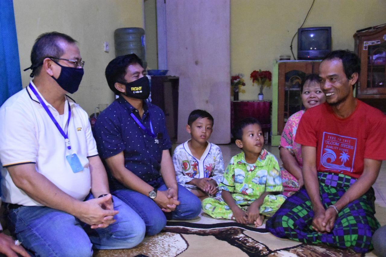 Ditjen PFM Kunjungi Buruh Tani yang Terdampak COVID-19 di Kabupaten Garut