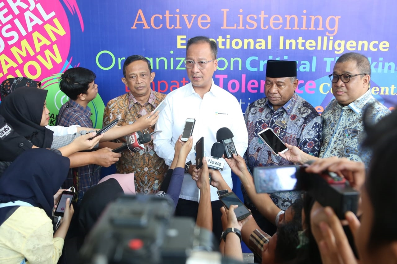 Mensos Kukuhkan Pengurus Baru IPSPI 2019-2022