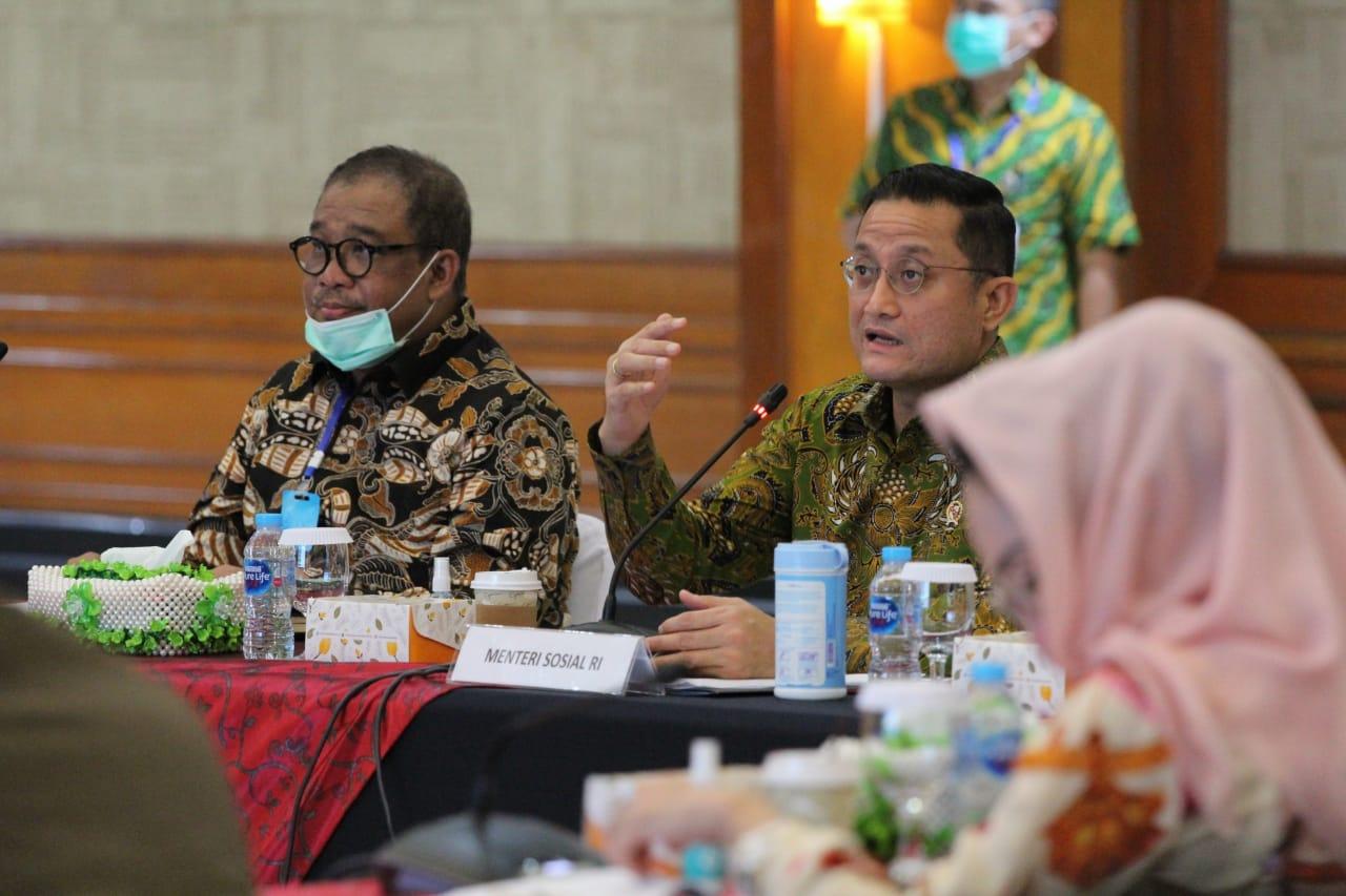 Tim Pengawas DPR RI Dukung Kemensos Atasi Dampak COVID-19