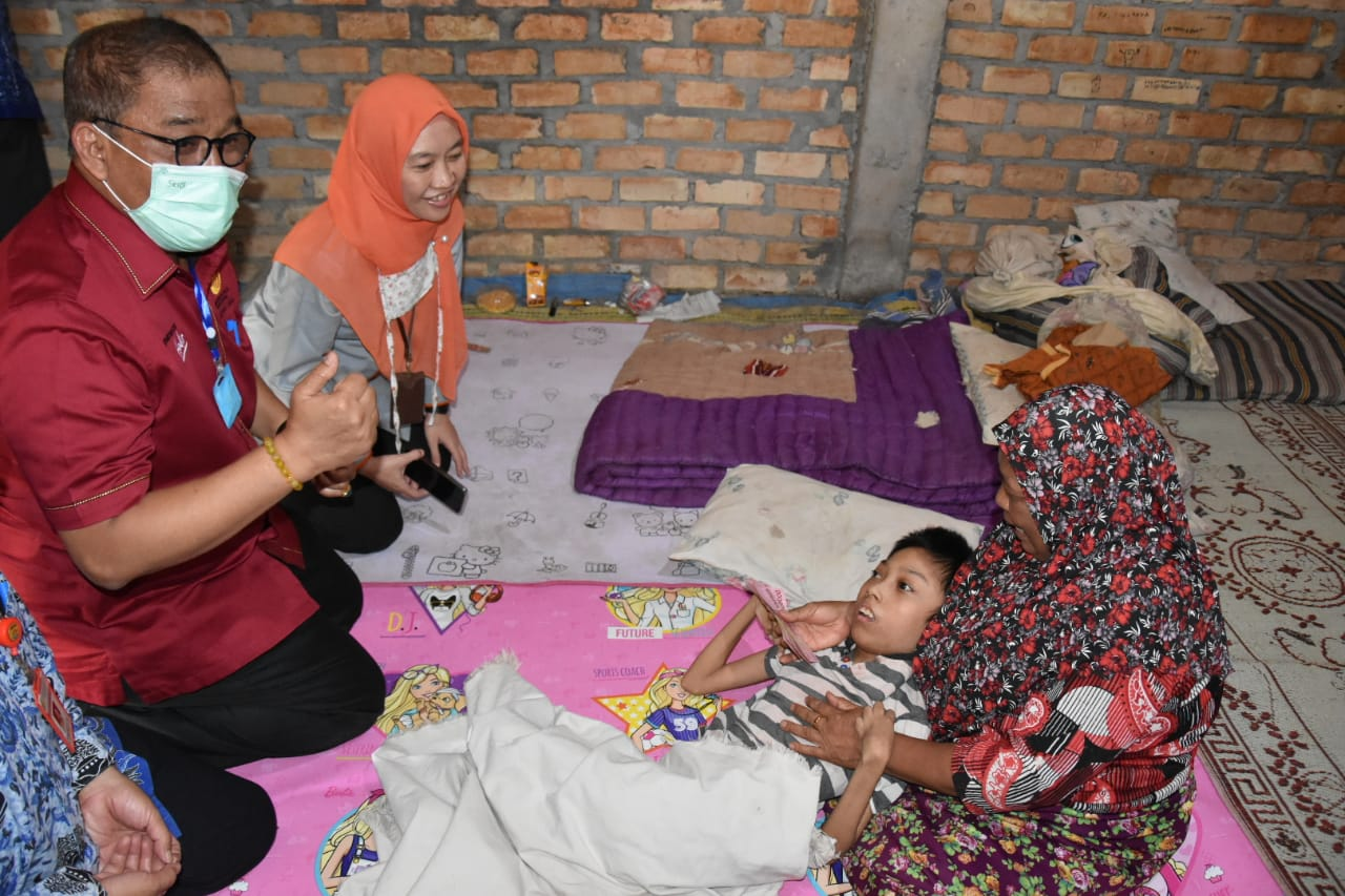 Penyaluran BST Tahap II di Kota Semarang Capai 80,10 Persen