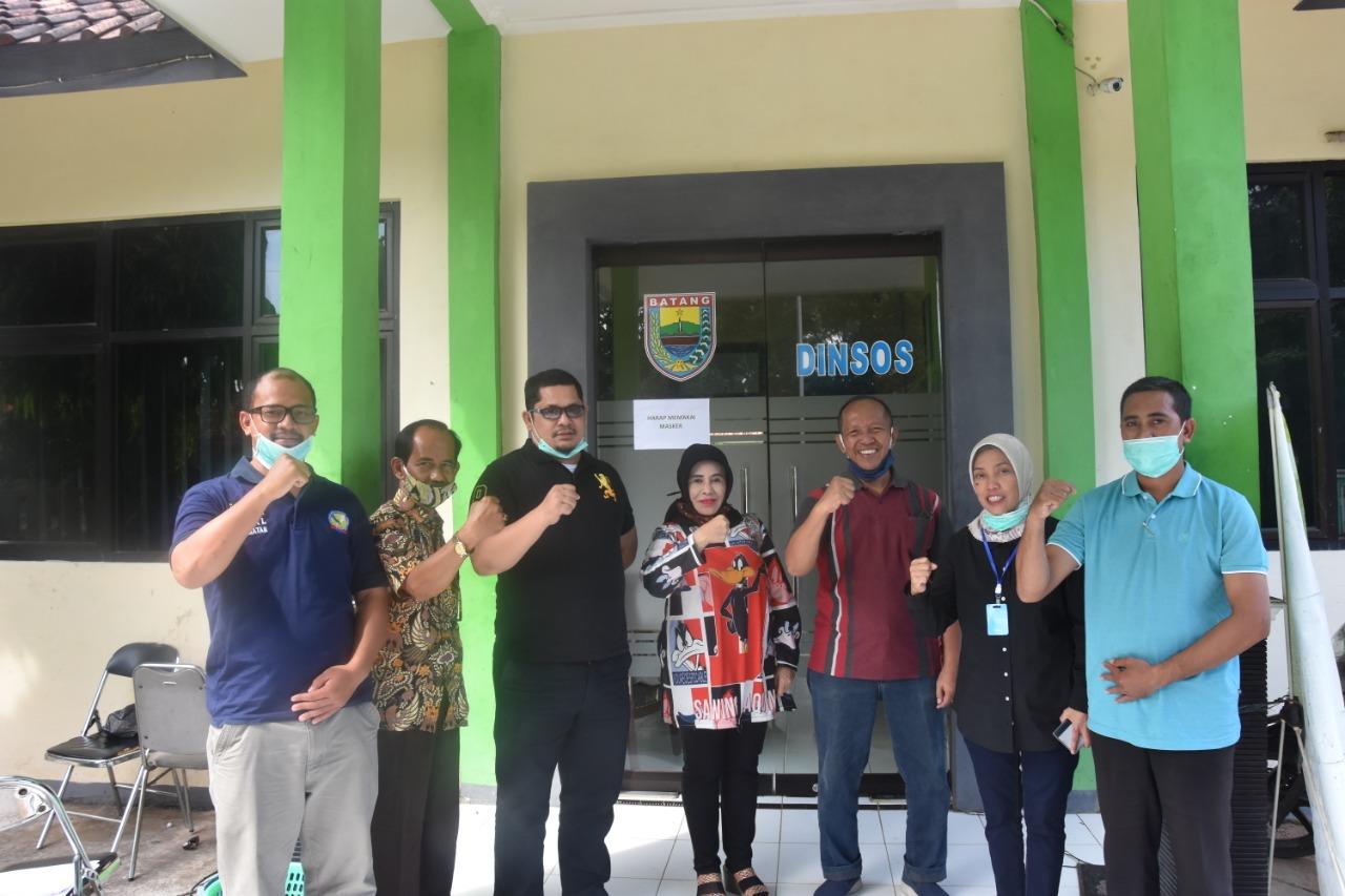 Dinsos Kabupaten Batang Berikan Bantuan Biaya Pengobatan bagi KPM Program Sembako