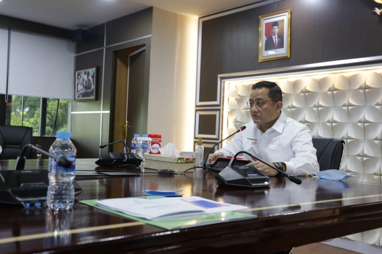 Diklat P2K2/FDS PKH BBPPKS Makassar