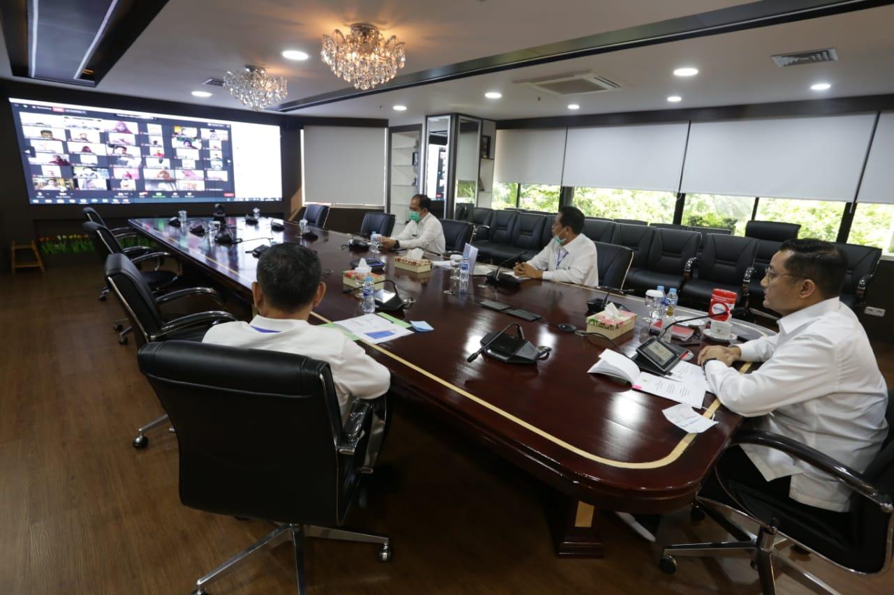 Mensos Buka Diklat P2K2/FDS PKH di Dua Balai Besar Pendidikan