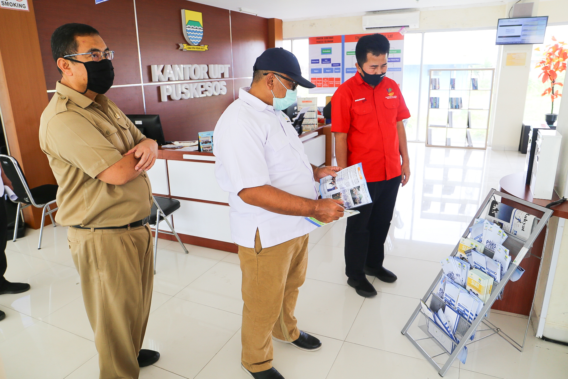 "SLRT ""Cetar Juara"" Siap Layani Aduan Bantuan Sosial Warga Kota Bandung"