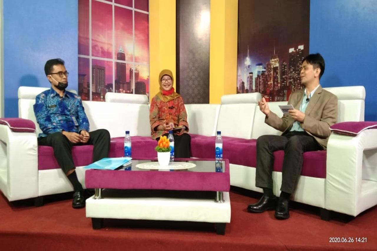Peringatan HANI 2020 : Balai Baturraden Siap Laksanakan Rehabilitasi