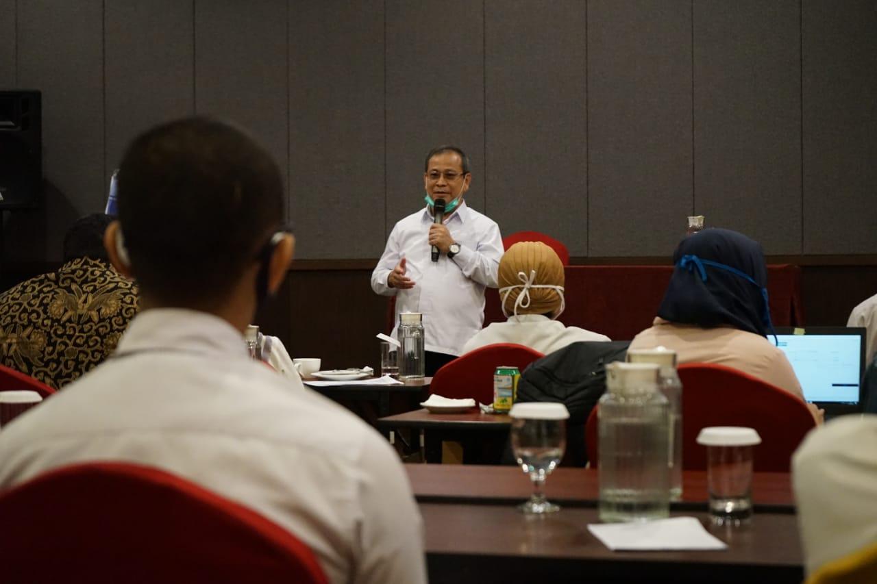Rekonsiliasi Data KPM BST antara Kemensos dan PT. Pos Indonesia