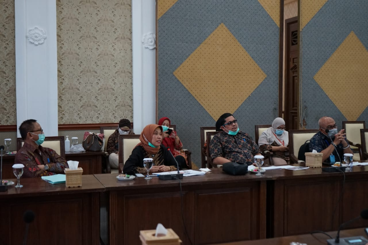 Ditjen PFM dampingi Komisi VIII DPR RI Lakukan Kunjungan Kerja ke Kota Bogor