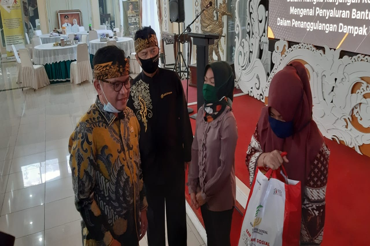 Commission VIII DPR RI Holds a Specific Visit in Bandung Regency