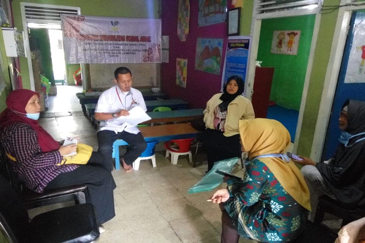 """Balai Anak """"Alyatama"""" Mengawali Supervisi Bantuan Rehabilitasi Sosial"""