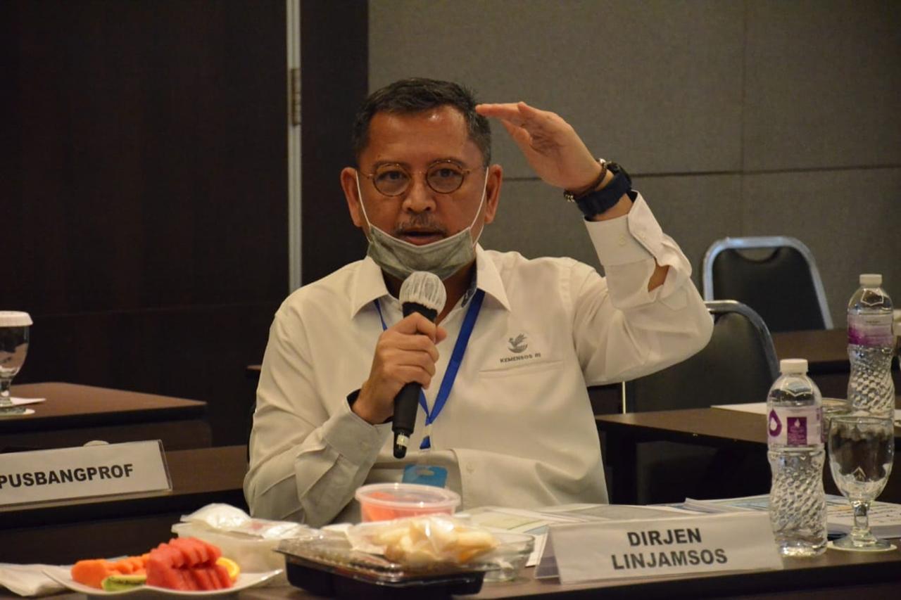 Agenda Rapat Pembahasan Pendamping Pembangunan
