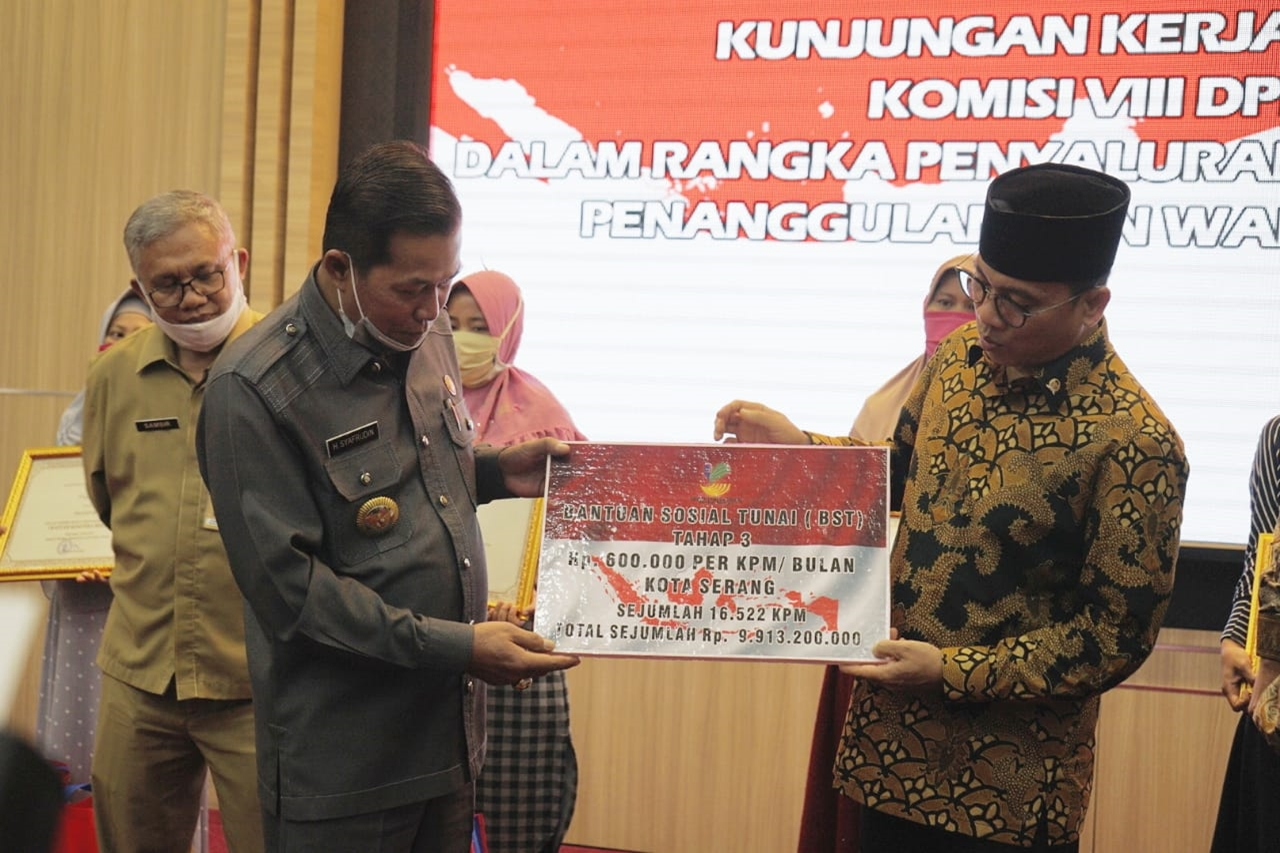 Direktur PFM Wilayah II: Persentase Tumpang Tindih Data KPM BST Sangat Kecil