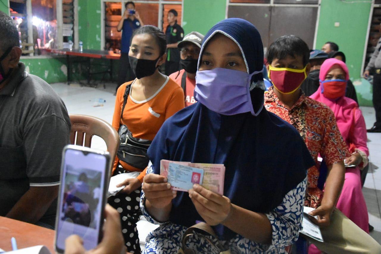 Working Visit of the Director General of Poverty Handling in Karawang Regency