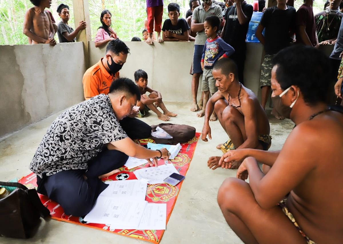 Mensos Permudah BST di Wilayah Terpencil dan Sulit Dijangkau