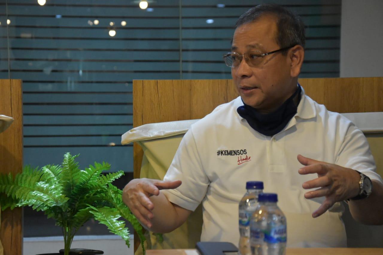 Dirjen PFM Lakukan Pertemuan dengan Dirut PT Pos Indonesia