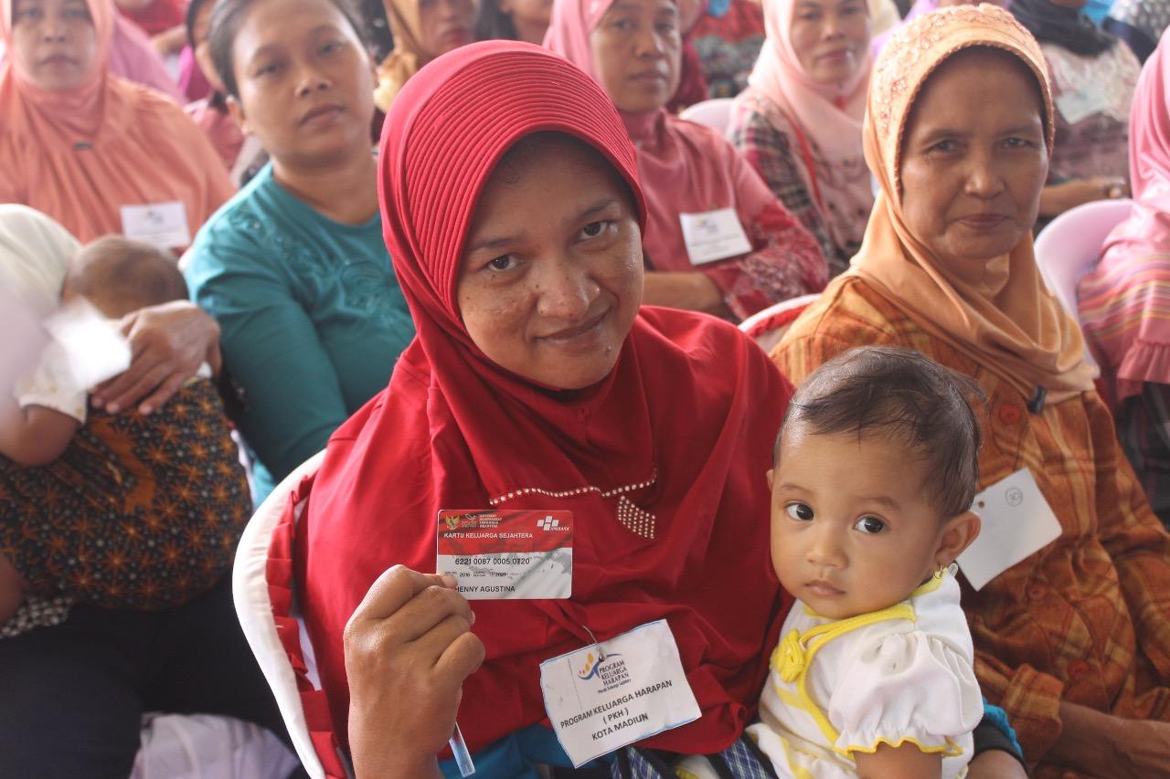 Cegah 'Stunting', Bumil dan Anak Usia Dini Dapat PKH untuk Asupan Gizi