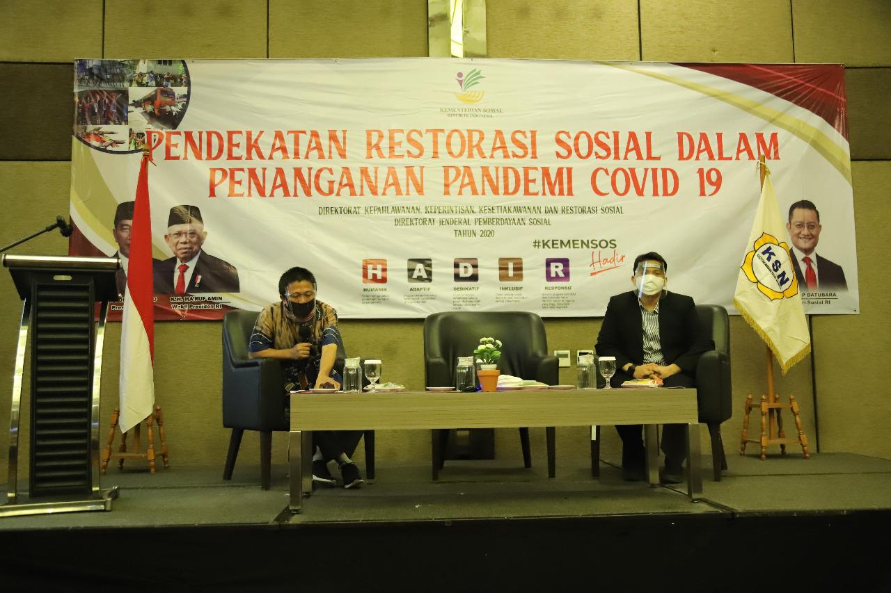 Pilar-Pilar Sosial Garda Terdepan Mensukseskan Kebijakan dan Program
