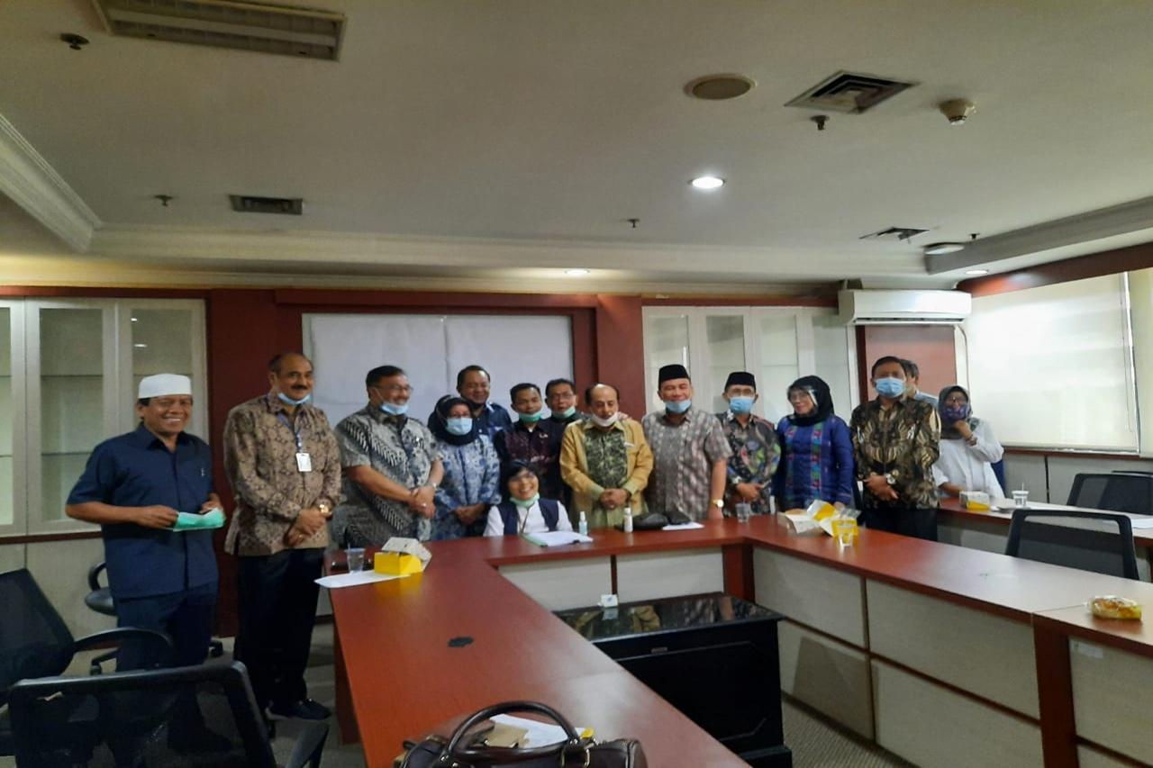 Konsultasi DPRD Provinsi Sumatera Barat tentang RANPERDA Disabilitas