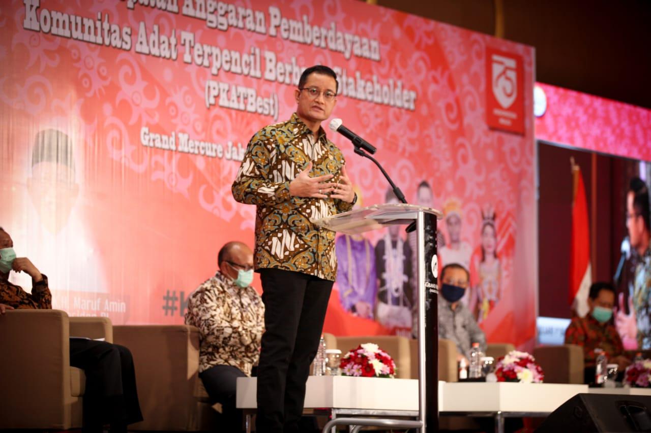 Social Minister Launches KAT Empowerment Budget Acceleration Program