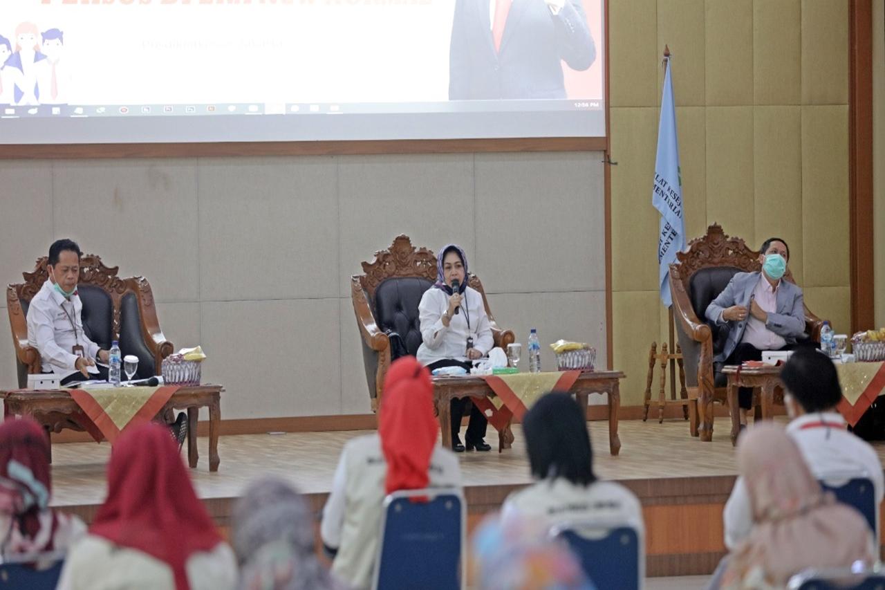 Kepala BP3S: Pekerja Sosial adalah Pejuang Kemanusiaan