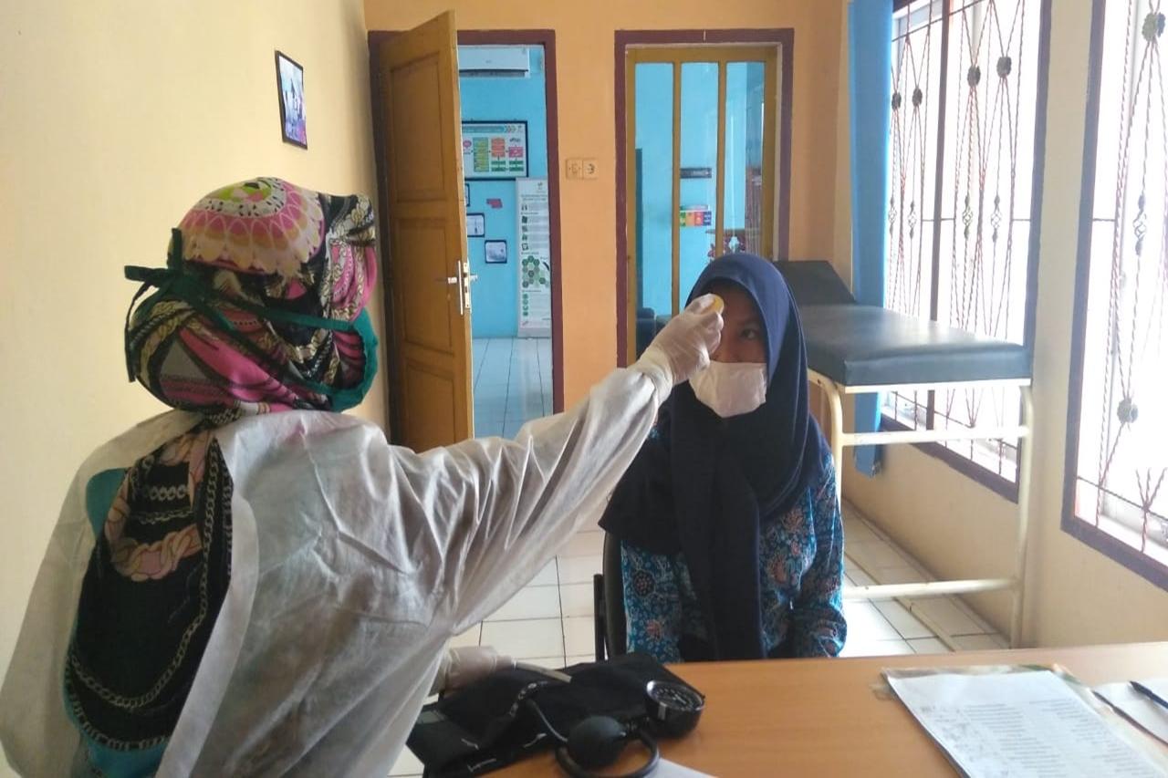 "Utamakan Protokol Kesehatan, Balai Anak ""Alyatama"" Gelar Tes Cepat"