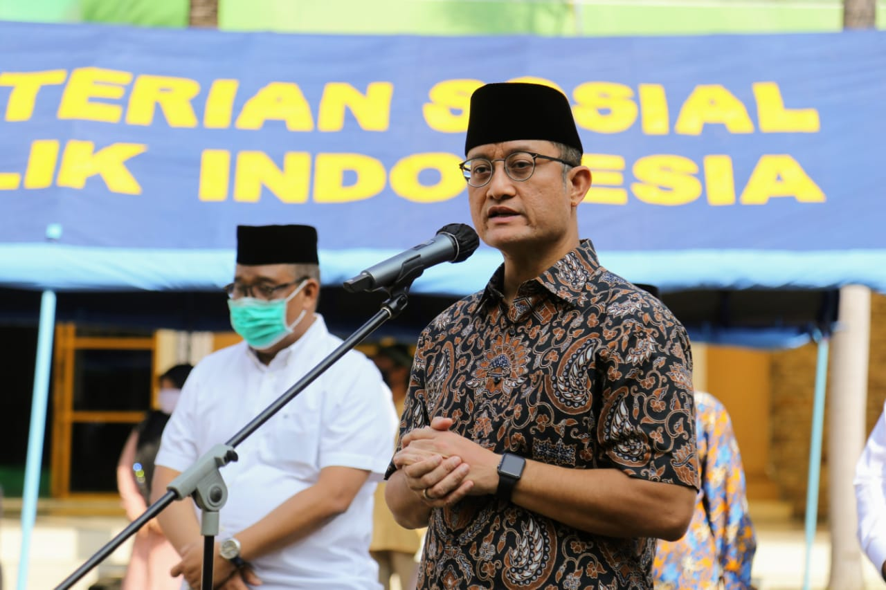 Mensos: Idul Adha Kobarkan Semangat Perlawanan Terhadap Pandemi