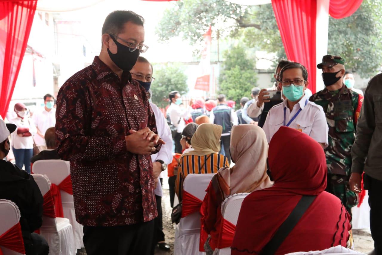 BST Gelombang II Dimulai dari Kota Bandung