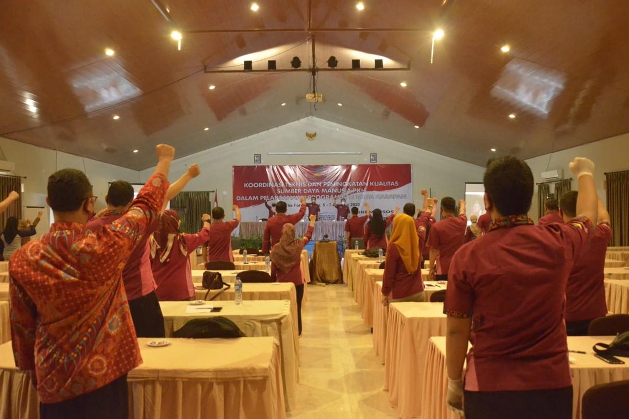 Kejar Target Graduasi, Kualitas SDM PKH Kabupaten Bogor Ditingkatkan