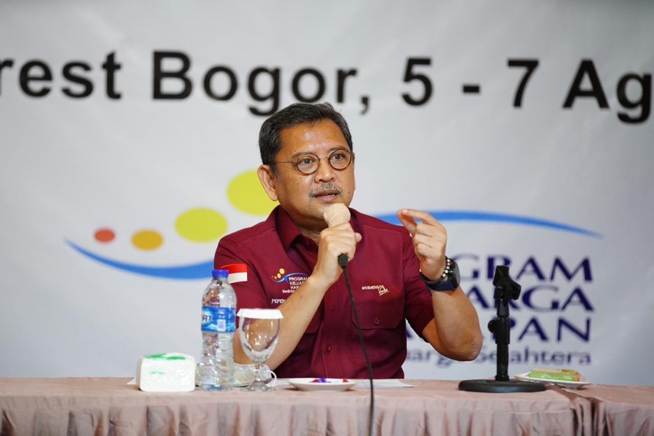 SDM PKH Dituntut Tingkatkan Strategi untuk Kejar Target Graduasi