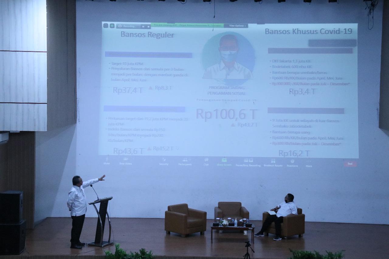 Ditjen Rehsos Perkuat Komitmen Kerjasama Konstruktif Bersama Poltekesos