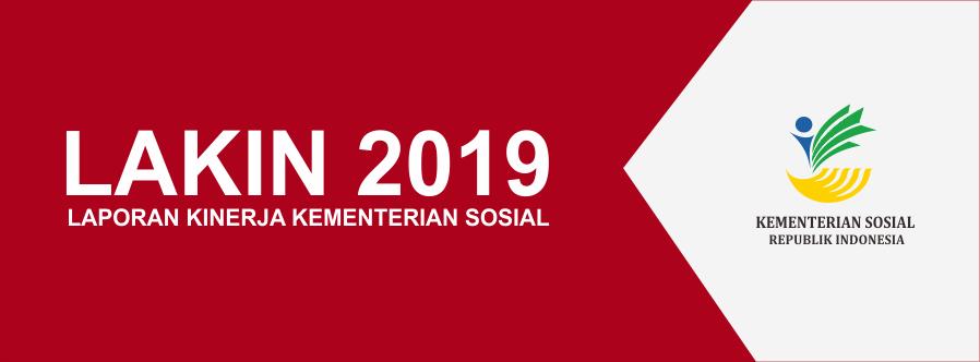 Laporan Kinerja Kementerian Sosial 2019