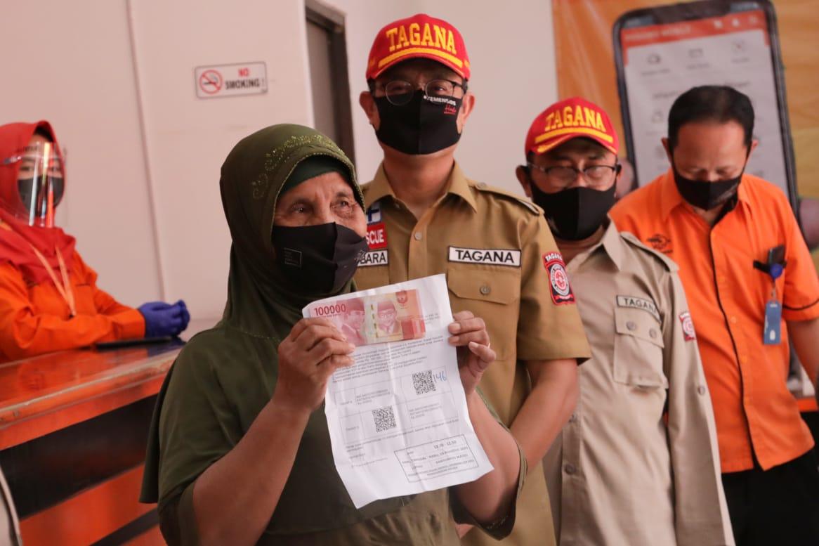 Cek BST di Kulon Progo, Mensos Berharap Gerakkan Ekonomi Lokal