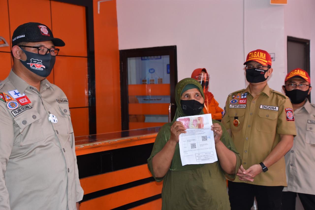 Penyaluran BST Gelombang II, Mensos Lakukan Kunjungan Kerja ke Kulon Progo