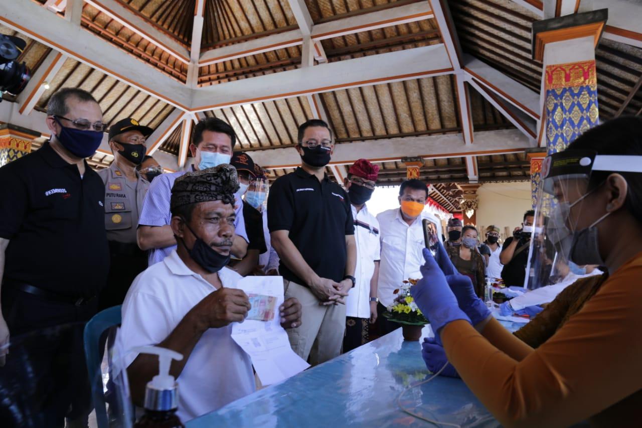 Mensos Berharap Bansos Gairahkan Pariwisata Pulau Dewata