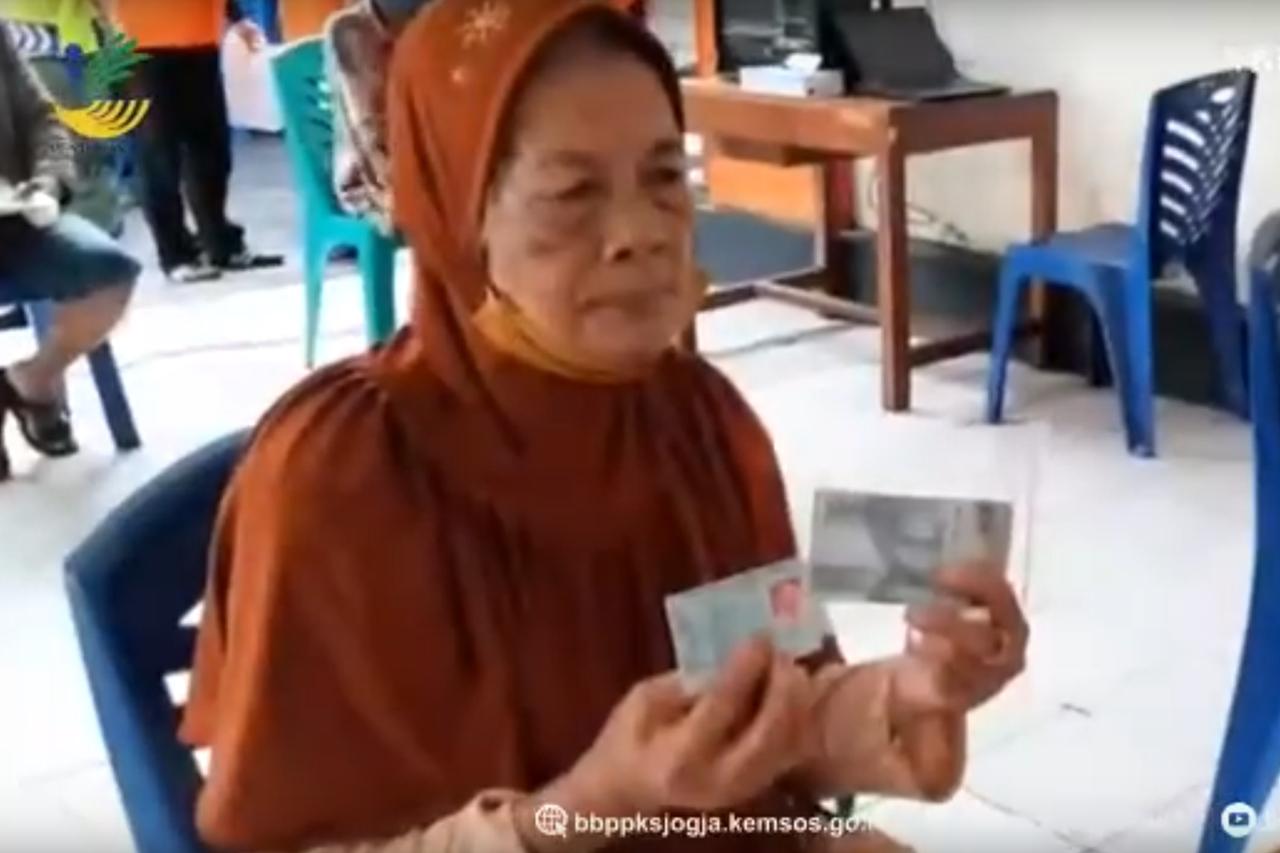 Penyaluran Bansos Tunai di Kota Yogyakarta