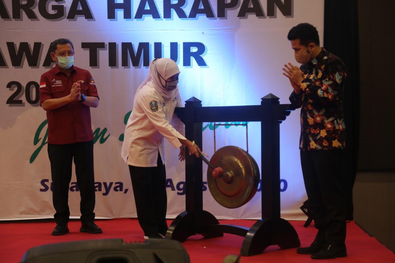 Pelaksanaan Rekonsiliasi Bansos PKH Provinsi Jawa Timur Tahun 2020
