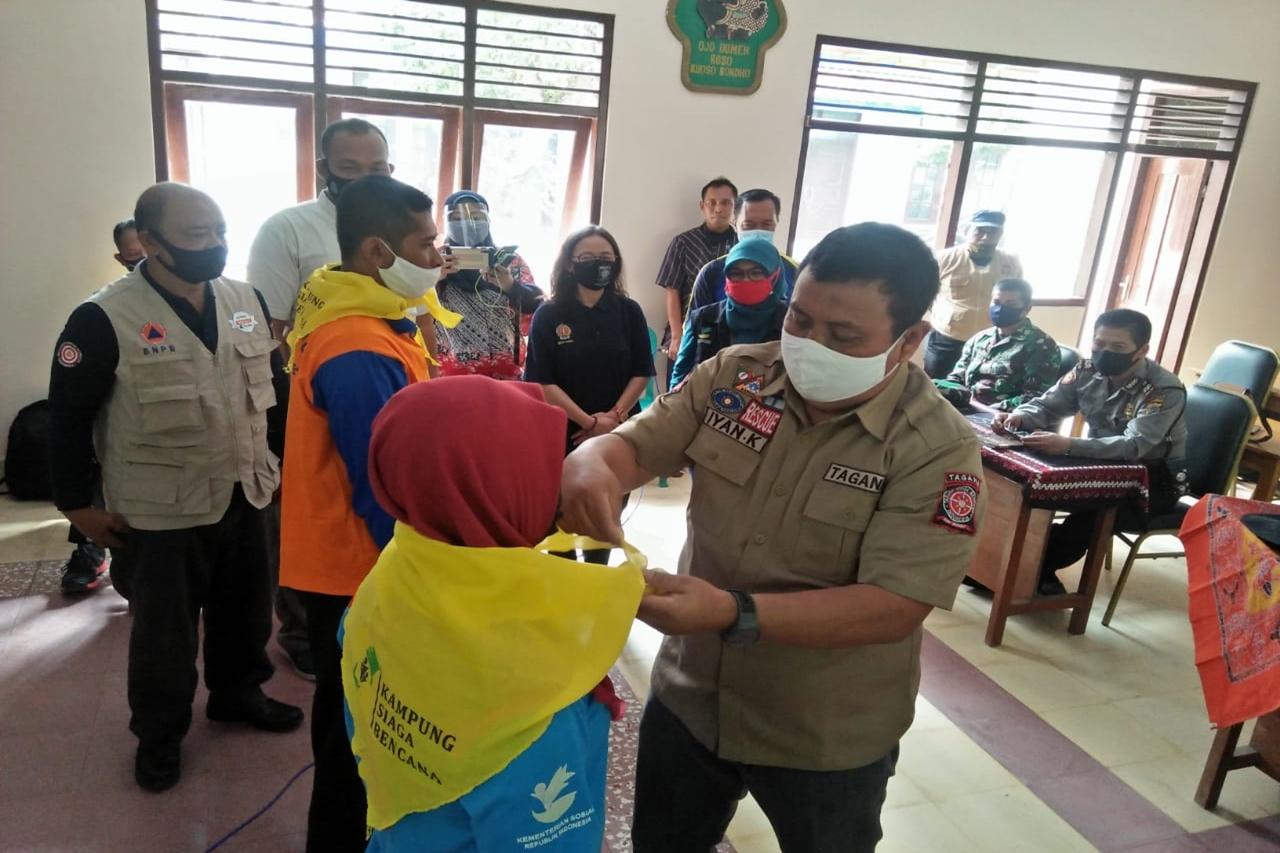 Pembukaan Rangkaian Kegiatan Pengembangan KSB Kulon Progo