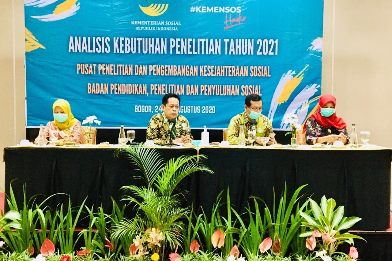 Puslitbangkesos Began Select Research Needs in 2021
